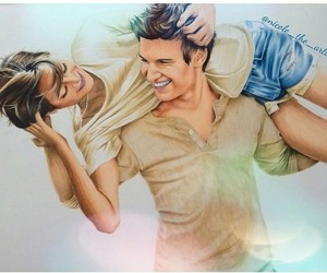 beautiful story, tfios, and gus and hazel image