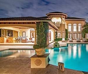 Dream, house, and luxury image
