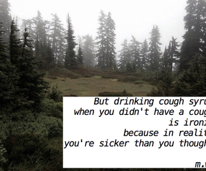 grunge and quote image