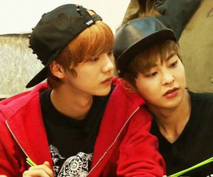 best friends, luhan, and exo m image