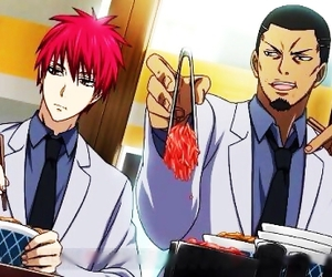 Akashi, anime, and knb image