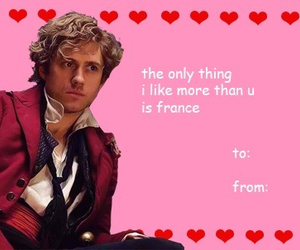 Valentine's Day, les mis, and enjolras image