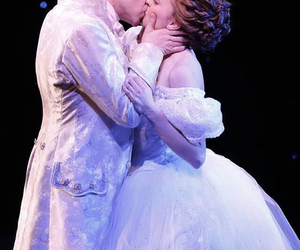 broadway, cinderella, and laura osnes image