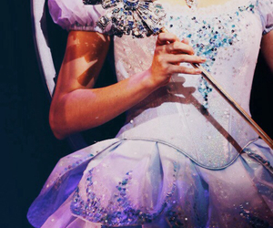 broadway, glinda, and musical image