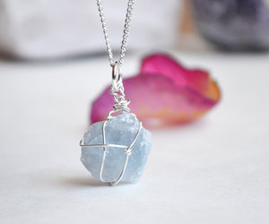 crystals, girls, and Hot image