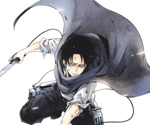 bb and rivaille is precious image