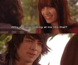camp rock, Joe Jonas, and love image