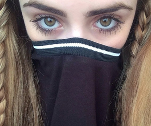 albanian, eyes, and girl image