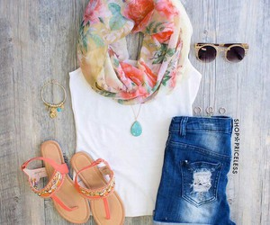 outfit, cool, and summer image