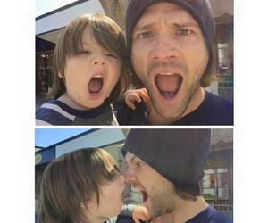 jared padalecki, supernatural, and thomas padalecki image