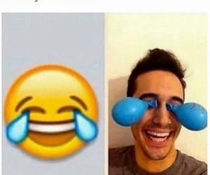 funny, emojis, and emoji image