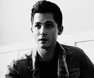 boy and logan lerman image