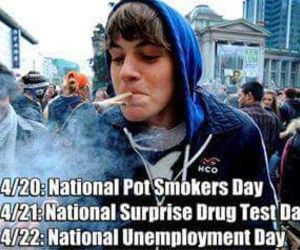 funny, 420, and weed image