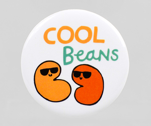 beans, cool, and funny image