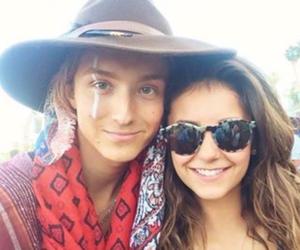 coachella and Nina Dobrev image