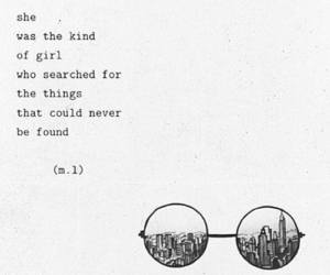 quotes, girl, and search image