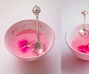 pink, jelly, and sweet image