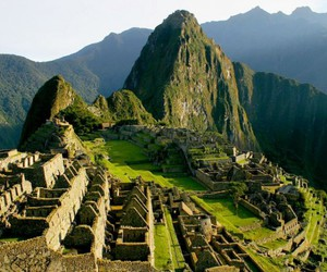 peru, machu picchu, and travel image