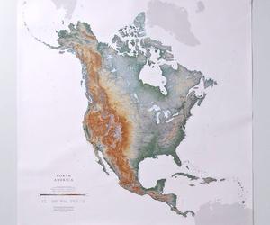 map, usa, and travel image