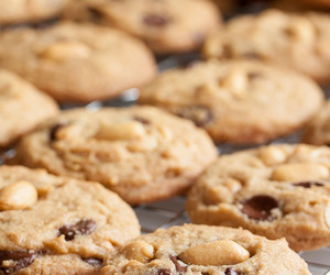 dessert, sweet, and Cookies image