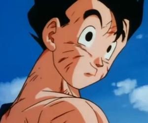 anime, dragon ball, and trunks image