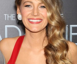 beautiful, blake lively, and curly hair image