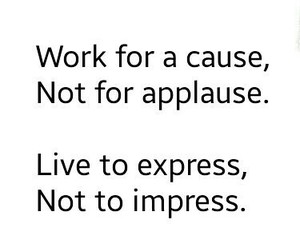 applause, express, and live image