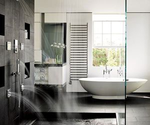 bathroom, design, and interior image