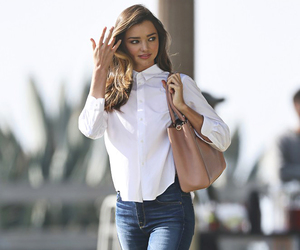miranda kerr, model, and street style image