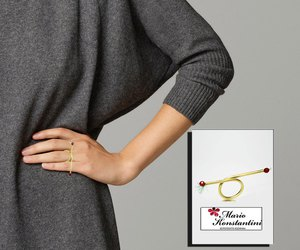 fashion, ring, and woman image