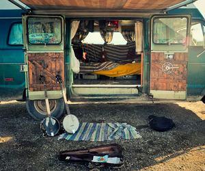 travel and van image