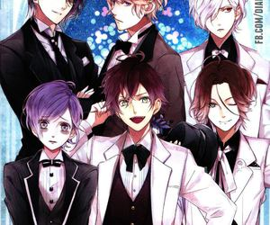 Diabolik Lovers Discovered By Anime Fan On We Heart It