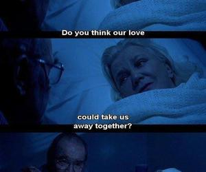 the notebook, love, and quotes image