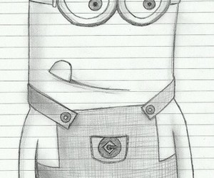 minions, art, and awesome image