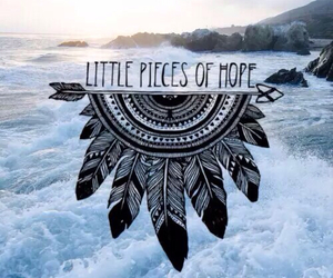 hope, little, and pieces image