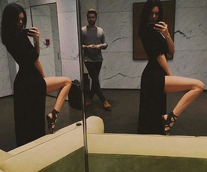kendall jenner, scott disick, and Kendall image