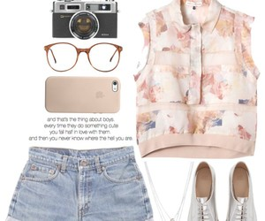casual, Polyvore, and serendipity image