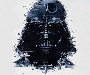 star wars, black, and dark image