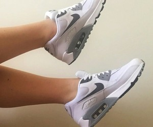 air max, fitness, and fashion image