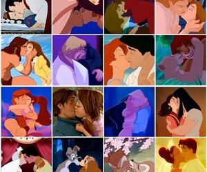 kiss and princess image