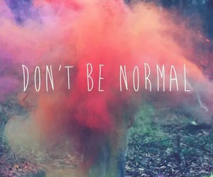 be, normal, and spastic image