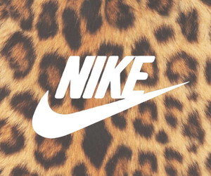 nike and animal image