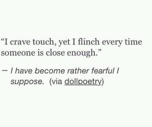crave, quotes, and fear image