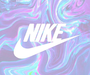 nike, blue, and colors image