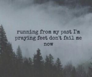 fail, lyric, and past image