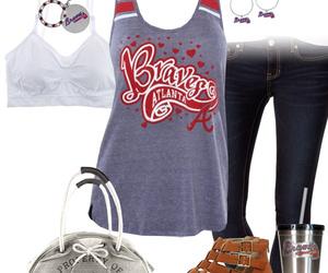 baseball, fashion, and mlb image