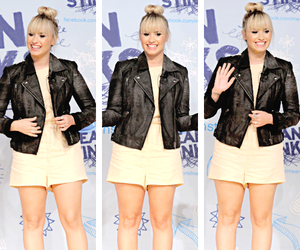 demi lovato, sweet, and lovatic image
