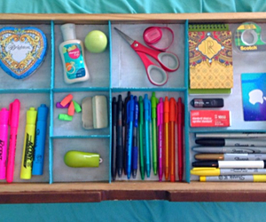 color, organization, and colorful image