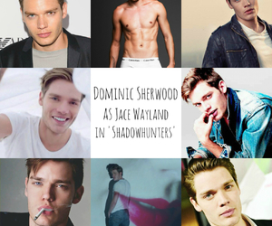 Dominic, Hot, and jace wayland image
