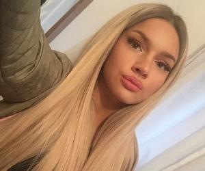 blond, longhair, and shirin david image